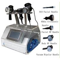 Buy cheap RF Vacuum Ultrasonic Cavitation Slimming Machine For Lymphatic Drainage from wholesalers