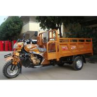 Buy cheap Adult Motorized 200CC Cargo Tricycle Three Wheel Motorcycle Automatic Gear Box from wholesalers