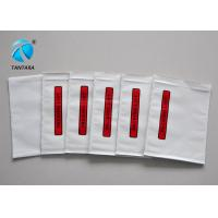 Buy cheap Waterproof Packing List Enclosed Envelopes , Plastic Document enclosed pouches product