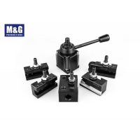 Buy cheap Quick Change Machine Tool Accessories Tool Posts USA Style Piston Type Wedge Type from wholesalers
