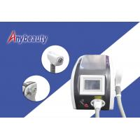 Buy cheap 1064nm / 532nm Laser Beauty Machine Tattoo Removal for Beauty Salon from wholesalers