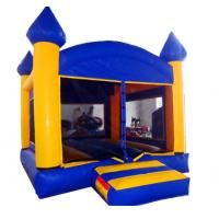 Buy cheap Princess Bouncer Inflatable Amusement Park Prince Jumping Castle Combo House from wholesalers