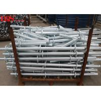 Buy cheap Ringlock Quick Scaffold Systems Scaffolding Tower For Heavy Construction from wholesalers