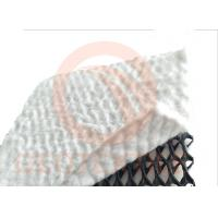 Buy cheap High Permeability Geocomposite Drainage Net For Underground Drainage 2 - 4m Width product