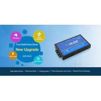 Buy cheap 4 ports Serial Device Converter, Serial RS232/RS485/RS422 to Ethernet Converter USR-N540 - 4 Serial port RS232 RS485 RS4 from wholesalers