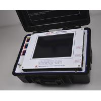 Buy cheap 500 VA Field Testing CT PT Test Set Portable With Trolley Case CE Certificated from wholesalers