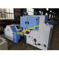 Buy cheap Morinte Lab digital carding machine used for carding cotton / wool / polyester fiber sliver web output from wholesalers