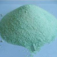 Buy cheap High Purity Granular Iron Sulfate Heptahydrate MSDS CAS No 7782-63-0 from wholesalers
