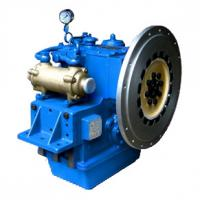 Buy cheap Small Marine Gearbox Pneumatic or Electric Boat Transmission with Cast Iron from wholesalers