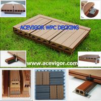 Buy cheap WPC decking & tiles, WPC flooring, Wood Plastic Composite from wholesalers