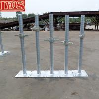 """Buy cheap Scaffolding Accessories Frame Scaffold Leveler Galvanized 24"""" X 1-3/8"""" w/ Forged Nut product"""