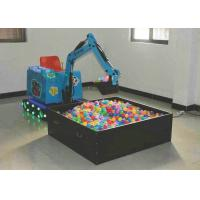 Buy cheap Toy Electric Kids Excavator Digger Small Walking Teaching Excavation Digger Machine from wholesalers