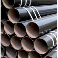 China ERW Steel Pipe-Carbon Welded Steel Pipe API 5L GRADE B 457MMX14.27MM on sale