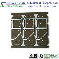 Buy cheap Rogers pcb fr4 prototype double sided pcb from wholesalers