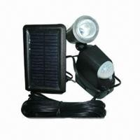 Buy cheap Dry Cell Type LED Infrared Human Induction Lamp, Product Size of 124 x 72 x 180mm from wholesalers