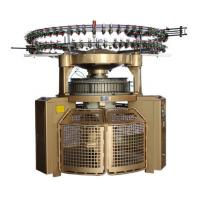 Buy cheap Auto Shearing Double Jersey Circular Knitting Machine , High Pile Loop Circular Knitting Machine from wholesalers