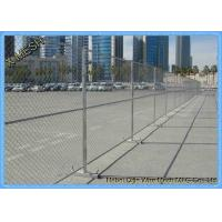 Buy cheap Movable PVC Coated 6ftx10FT Temporary Fencing For Construction Site from wholesalers