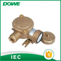Buy cheap New design off-on CZKH101 marine brass socket with switch from wholesalers