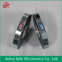 Buy cheap Al Zn alloy metallized pp film with heavy edge product