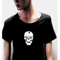 Buy cheap customized EL T-shirt from wholesalers