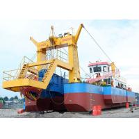 Buy cheap Customized Channel Hydraulic Dredging Equipment , Sand Dredging Machine from wholesalers