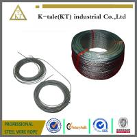 Buy cheap 1x7 3mm Steel Wire Rope for Agricultural from wholesalers