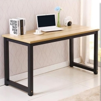 Buy cheap Spray Powder Coated Steel Wooden Executive Office Table from wholesalers