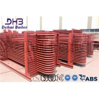 Buy cheap Steam Superheaters In Industrial Boilers Coil Type Heat Exchanger ASME Certification from wholesalers