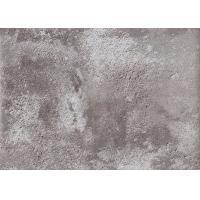 PVC Grey Vinyl Plank Flooring Stone Effect Pattern Environment Friendly