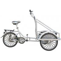 Buy cheap Street Food Bike Ice cream Bike Hot dog bicycle fast food Tricycles solar fridge bicycle from wholesalers