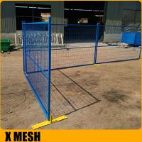 Buy cheap Temporary Fencing Panels for sale 2.1m x 2.4m hot dipped galvanized China Temporary Fence supplier from wholesalers