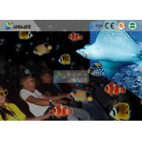 Buy cheap Shopping Mall 12 Seats 5 D Movie Theater With Indoor Room 50 Square Meters product