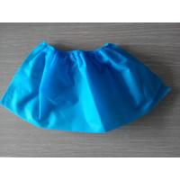 Buy cheap Soft Disposable Shoe Cover 16 * 40cm Size With Comfortable Elastic Opening from wholesalers