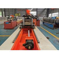 Buy cheap Full Automatic Roller Shutter Door Frame Making Machine , Cold Roll Forming Machine product