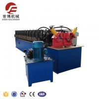 Buy cheap Cold Steel Strip Double Profile Light Keel Roll Forming Machine With Auto Control System from wholesalers