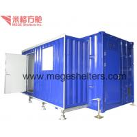 Buy cheap 2-in-1 Expandable Container House from wholesalers