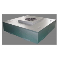 Buy cheap DOP Inject Port Dust Free Room FFU Fan Filter Unit With Hepa Filter product