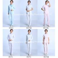 Buy cheap OEM Available Hospital White Nurse Uniform Dress from wholesalers