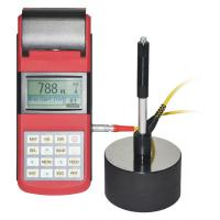Buy cheap Built - In Printer Leeb Portable Hardness Testing Equipment With RS232 / Large Memory from wholesalers
