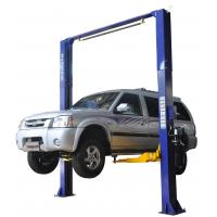 Buy cheap Home Garage Two Post Hydraulic Auto Lift Table , 3.5t-4t from wholesalers