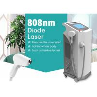 Buy cheap 1800W High Power 808 Diode Laser Permannent Hair Removal Machine for Salon Clinic use from wholesalers
