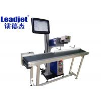 Buy cheap Durable CO2  Laser Coding Machine For PET Bottles Batch Number  ISO Approved from wholesalers
