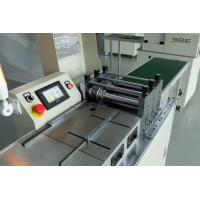 Buy cheap Multi Blades Aluminium Base Board PCB Depaneling Machine Cut 9 PCS One Time from wholesalers