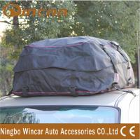 Buy cheap 1000 D Tarpaulin Roof Top Cargo storage Bag for 4x4  car / auto Travelling from Ningbo Wincar from wholesalers