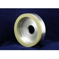 Buy cheap 6A2 Borazon Vitrified Bond Grinding Wheel Hard Tough Material Custom Grit Size from wholesalers