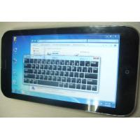 Buy cheap R116  windows 7 OS Intel Atom N455 10.1 inch Touch screen Tablet PC wifi multi-touch from wholesalers