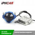 Buy cheap IPHCAR Car Led Light 5600K Korea LG Led Chip OPTIMA Led Bi-Xenon Lens Super Bright Led Headlight from wholesalers