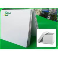 Buy cheap 800gsm Double Sided White Coated Duplex Board For Carton Box Making from wholesalers