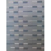 Buy cheap PVC Waterproof Interior / Exterior 3D Wall Panels for Wet Wall Bathroom / Hotel / Exhibition from wholesalers