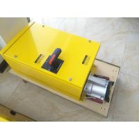 Buy cheap 200A IP55 High Current Plugs And Sockets Mechanical Interlock Steel Enclosure from wholesalers